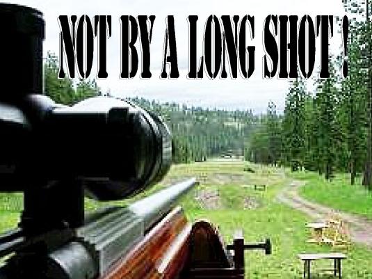 not by a long shot 2a