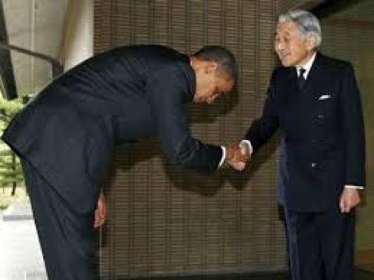 Obama bowing 2