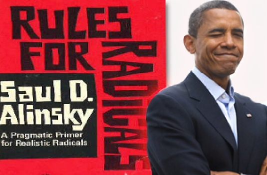 Obama - rules for radicals