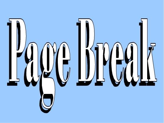 page break - Lt Blue 2a