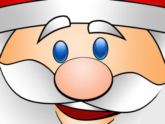 Santa - graphic 1a