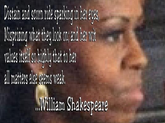 Shakespeare - Michelle 1