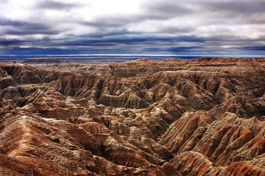 South Dakota Badlands 1