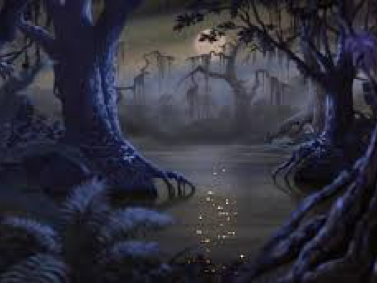 spooky Swamp 3