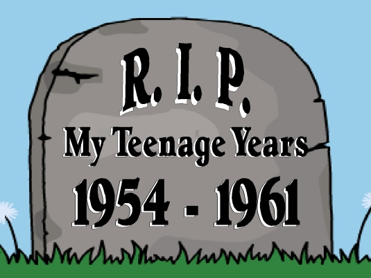 teenage years 2a
