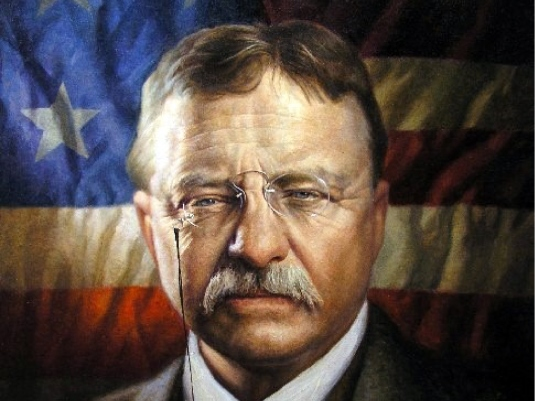 Theodore Teddy Roosevelt 1a