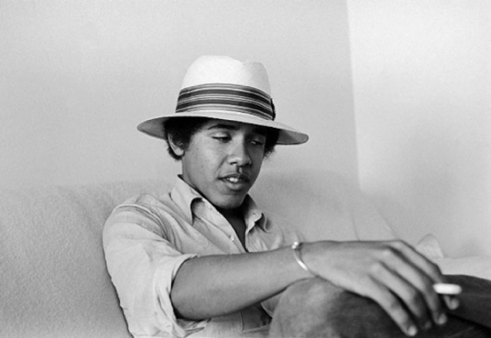 Barack Obama Pictures As A Teenager