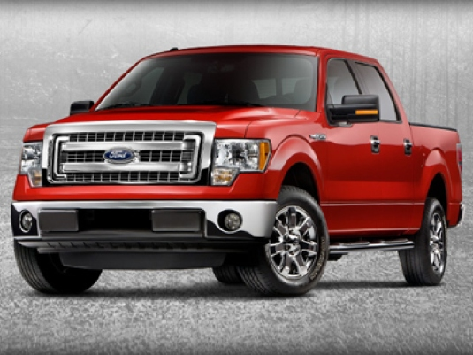 2014 Ford truck 1