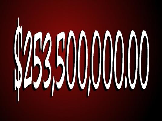 $253 million 1a