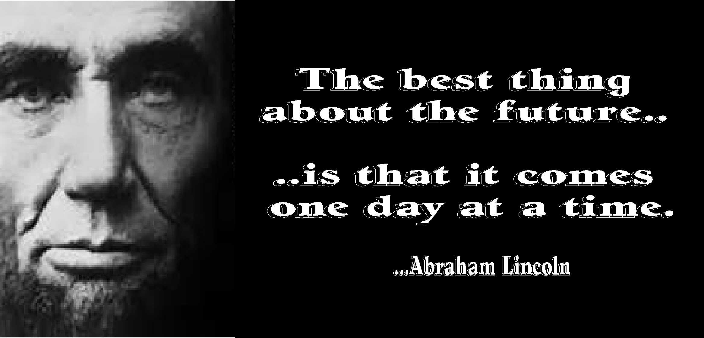 Slavery Quotes Quotesabraham Lincoln On Democracy Abraham Lincoln Quotes