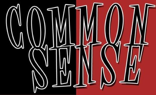 common sense - graphic 1
