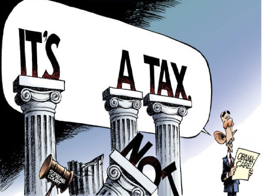 it's a tax graphic 1a