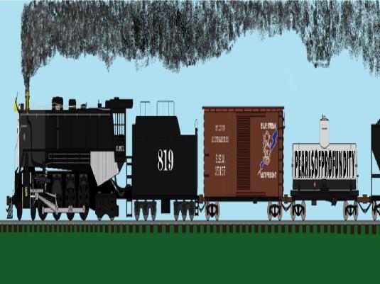 Profundity Train 1