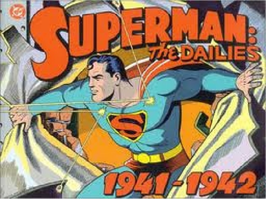 Superman 19 41 - graphic