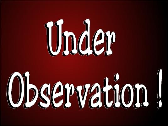 Under Observation 1