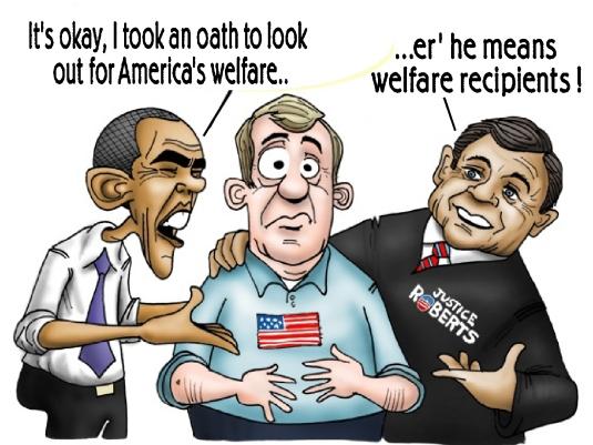 America's welfare 1a