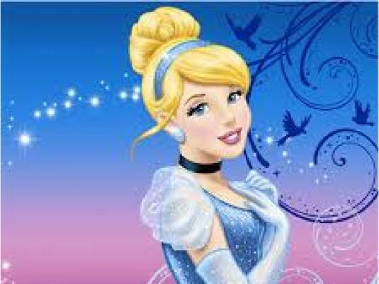 Cinderella  - graphic 1a