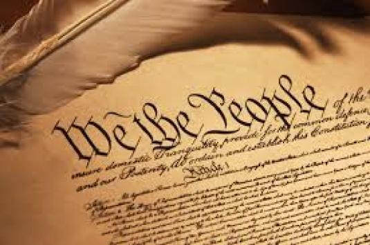 Constitution - union graphic