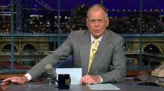 David Letterman 1