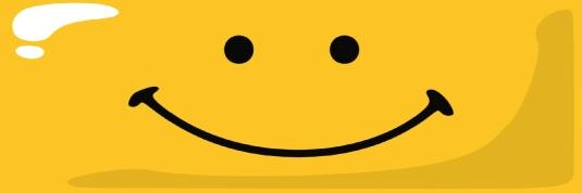 face - yellow 1