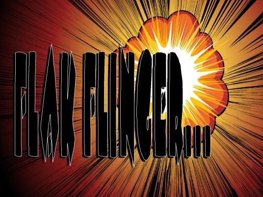 Flak Flinger  - page break