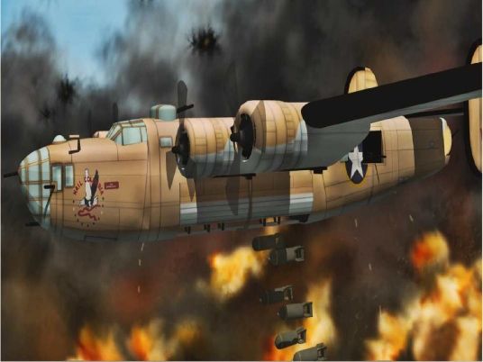 flying through flak 3a