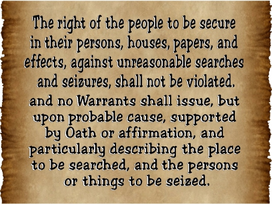 fourth amendment text 1