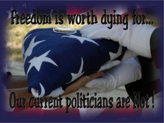 freedom is worth dying for 2