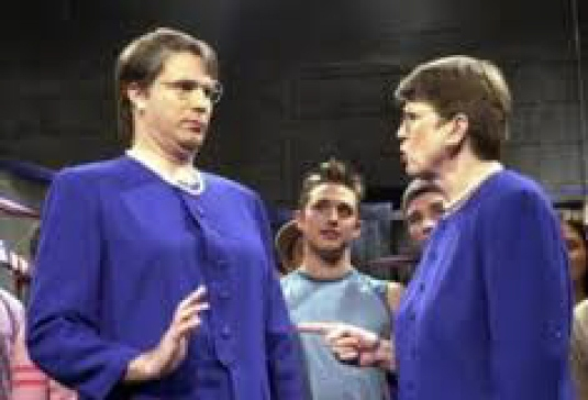 Janet Reno - Saturday Night Liv