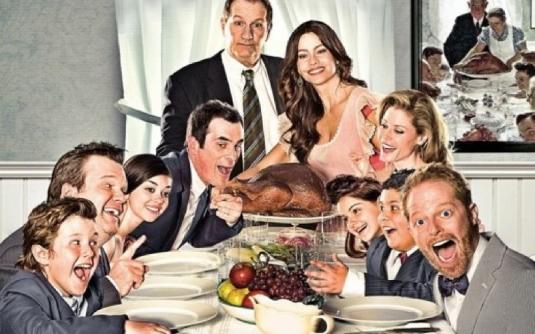 modern American family 3