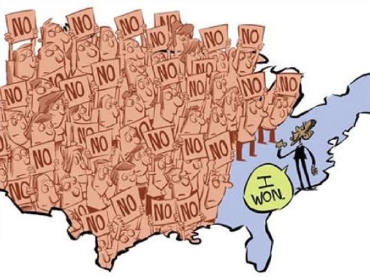 Obama - I won Graphic 1a
