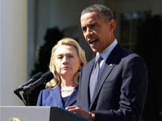 Obama - rose garden - Benghazi