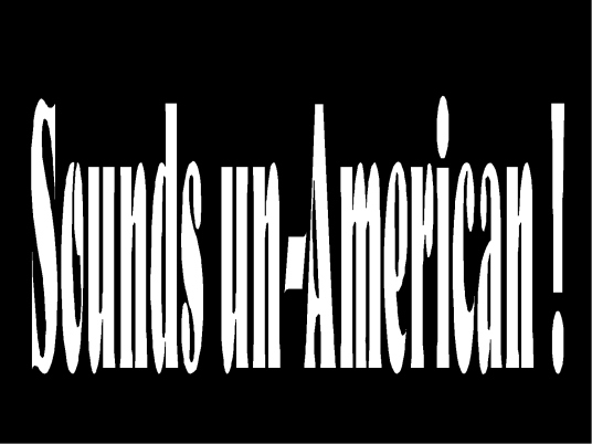 page break - sounds un-American