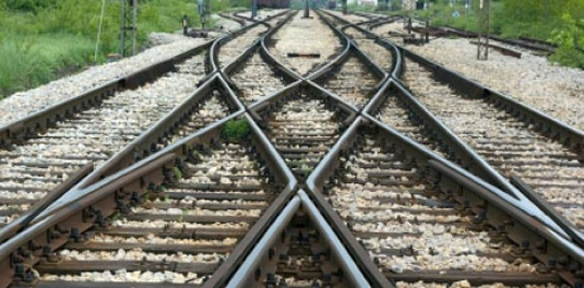 railroad - switching tracks 1