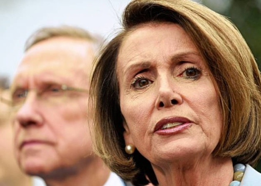 Reid and Pelosi 1