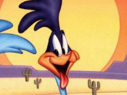 Road Runner grinning 1a