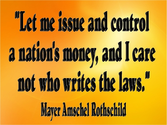Rothschild quote - page break