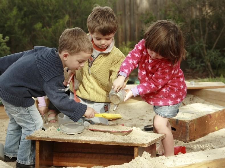 Песочница - как опыт первого социального общения - 4