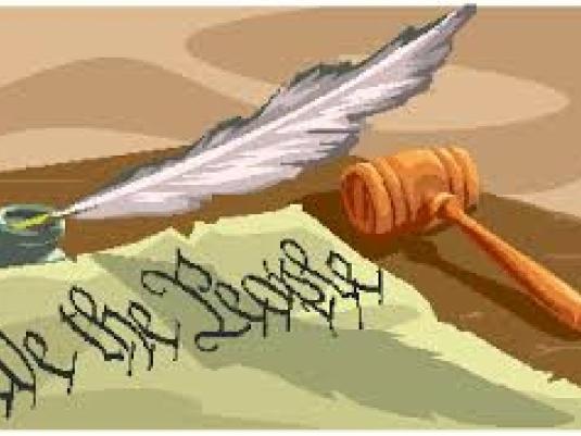 the Constitution - graphic clip
