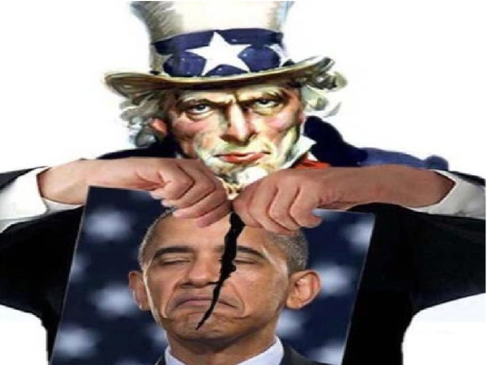 Uncle Sam to the rescue 2