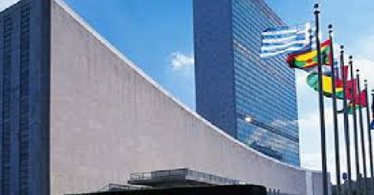 United Nations building - New Y