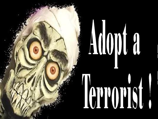 Achmed  - adopt a terrorist 1a