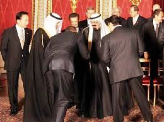 bowing to the King 2