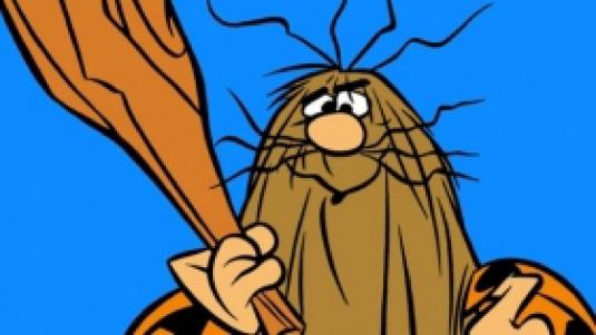 cartoon caveman 1