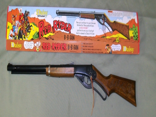 Daisy red Ryder 2a