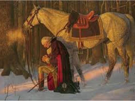 George Washington - Christian