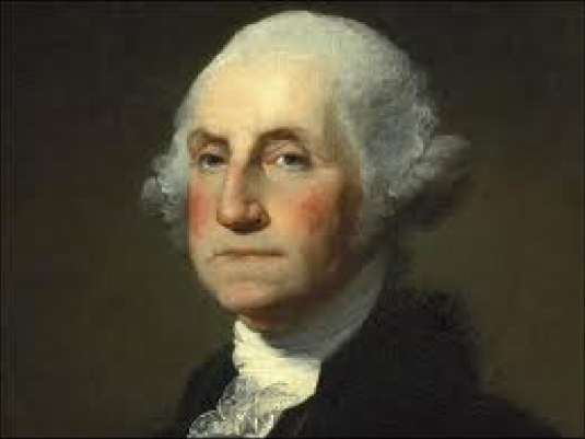 George Washington -portrait