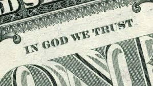 in God we trust - graphic 1