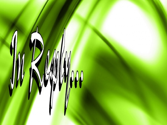 in reply - green aura 1