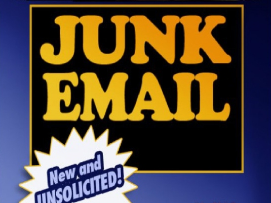 Junk E-Mail - graphic 2a